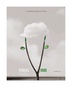 VIII Certamen nacional de pintura Pincel Verde 2011, Leganes