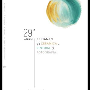 Certamen de Cerámica, Pintura y Fotografía. Ministerio de Agricultura y Pesca, Alimentación y Medio Ambiente. Convocatoria 2017